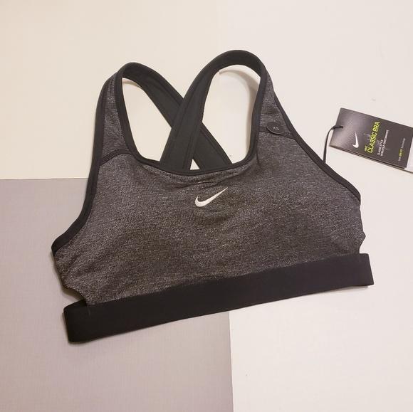 Nike Sparkle Sports Bra Womens